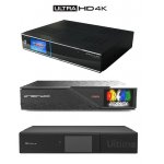 4K UHD Receiver Mediaplayer